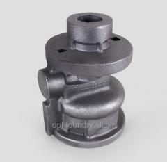 Korpusmarka of an alloy: SCh 20, Weight: 10,6 kg