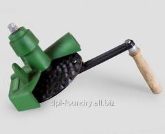Lushchilka alloy kukuruzymarka: SCh20, Weight: 5,6