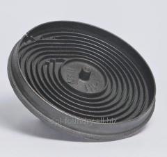 Ring f 180 Brand of an alloy: SCh 20, Weight: 1,5