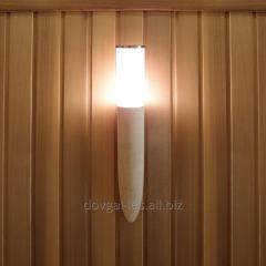 Eclairage pour saunas