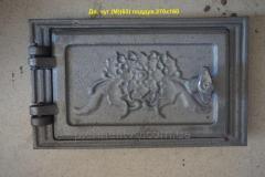 Дверца чуг.(М)(63) поддувальная (270х160)