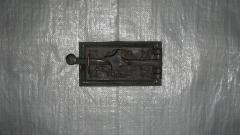 Дверца чуг. (Р)(ШП-06) поддувальная (зажим) (130х250) 3,5кг (100х200)