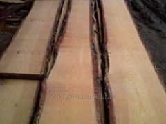 Board not cut dry (pine, alder) 50 mm, 30 mm