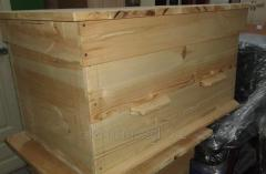 Beehive - PLANK BED, 20//22//24 frame, horizontal