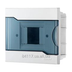 Щит з прозорою кришкою для внутрішньої установки