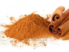 Cinnamon (ground)