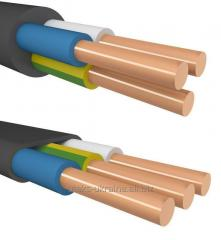The cable is fiber-optical