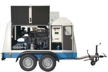 Водоструминні системи високого тиску WOMA
