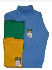 Products knitted for children tailoring under the