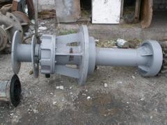 Привод конусной дробилки 2200