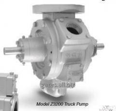 The pump Corken Z 3200 for gas carriers, gas