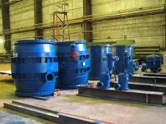 Equipment of SShO