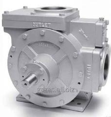The pump Corken Z3500 for discharge gas zhd tanks,