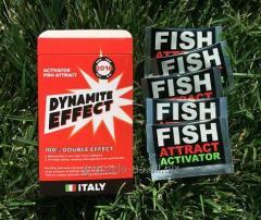 DYNAMITE EFFECT (Effect of Dynamite) - aktivátor hal horgászat szerelmesei
