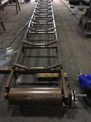 Rollers for conveyors