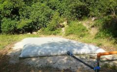 Резервуар для сточных вод,  навоза 15 м3