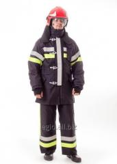 Suit for protection of the firefighter (BOP-1 of