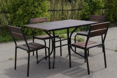 Столы садовые KIT-Remix-BD Комплект мебели Ремикс