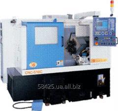 The compact lathe precision with ChPU