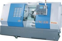The multipurpose lathe with ChPU (axis C and axis
