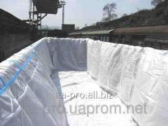 Agricultural film for transportation and storage