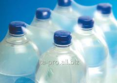 Shrink film for packaging of PET containers