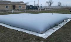 Резервуар для сточных вод,  навоза 60 м3