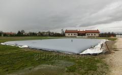 Tank, closed lagoon effluent, manure 80 m3