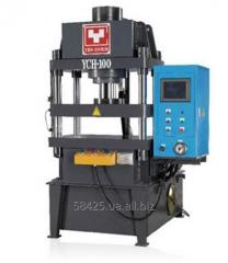 Press hydraulic YCH-50