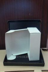 Box for pizza 220kh55kh260mm
