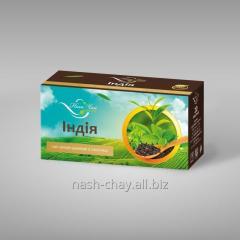 Чай черный Индийский крепкий