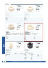 Stabilizer plug plastic 70682CNT