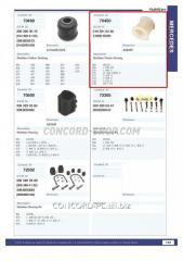 Stabilizer 70450CNT plug