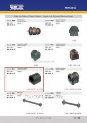 Stabilizer plug rubber SEM9017