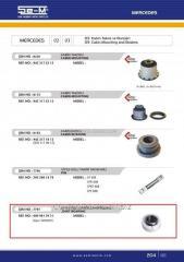 The plug threw - SEM7797 plastic