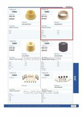 Stabilizer plug plastic 70669CNT