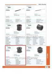 Shock-absorber plug rubber 70168CNT