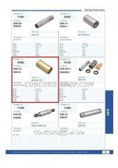 Plug spring bronze 70362CNT