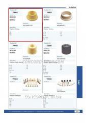 Stabilizer plug plastic 70665CNT