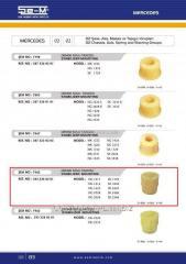 Stabilizer plug plastic SEM7942