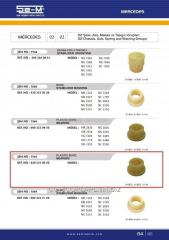 Stabilizer plug plastic SEM7945