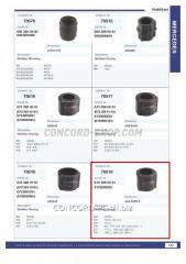 Stabilizer plug rubber 70519CNT