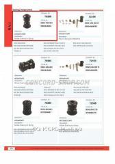 Plug spring rubber-metal 70306CNT
