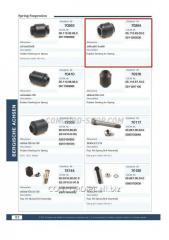 Semi-spring plug rubber-metal 70264CNT