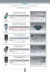 Sensor of pressure 01111601FSS