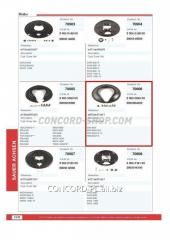 Protection of the brake drum 70906CNT