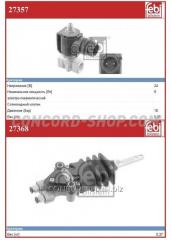 FE27357 pneumatic system valve