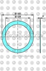 Ring sealing 0331038200BPW