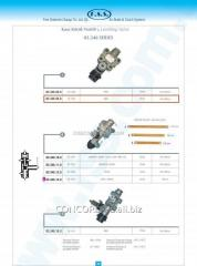 Crane of level of a floor two-bypass 03346090FSS