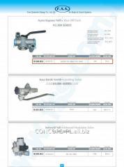Crane locking manual 03380000FSS